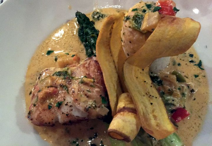 chilean-sea-bass-with-thai-coconut-souce-and-fried-plantains