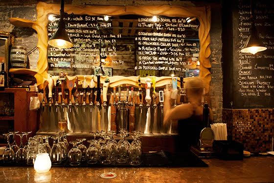 From Brooklyn, NY to Boulder, CO, you can taste the flavors of America's craft beer culture here.