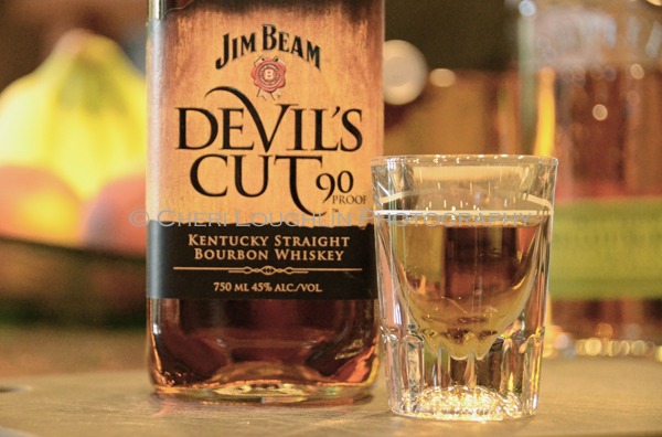 Devil's Cut bottle