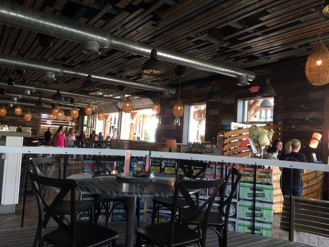 Ellicottville Brewery on Chautauqua Lake Bemus Point,NY