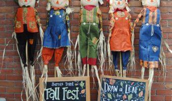 Bemus Point Fall Fest: September 15th – 17th.