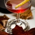 Raspberry Lemon Zest Martini