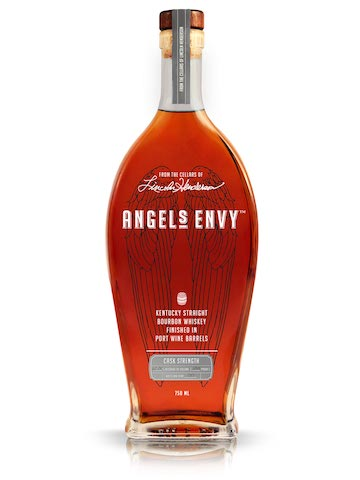 Angel's Envy bottle